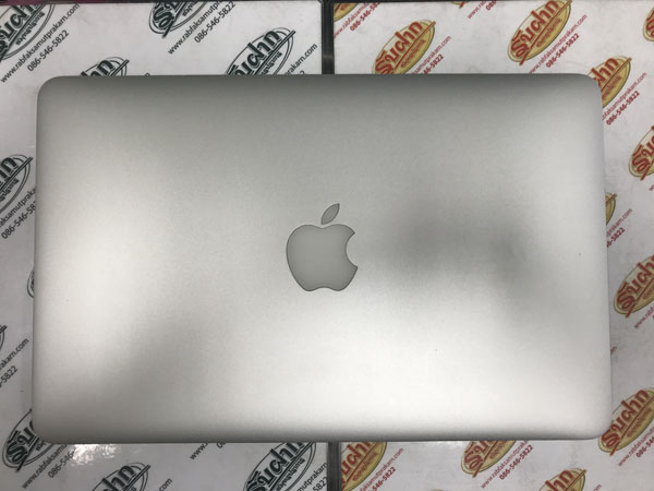 Macbook Air 11-inch early 2015 i5 1.6GHz RAM4GB SSD128GB สภาพ89% ไม่แพง16,000บาท