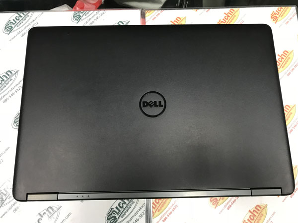 DELL Latitude 7250 i5-5300U RAM4GB SSD128GB 12.5  (1366x768) ประกันonsite3/11/2021