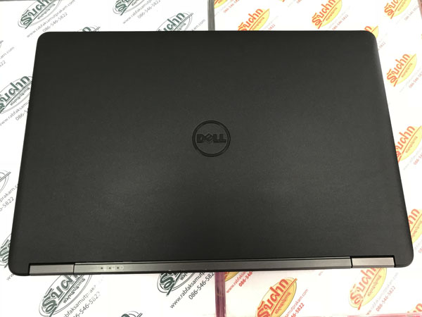 DELL Latitude 7250 i5-5300U RAM4GB SSD256GB 12.5  (1366x768) ประกันonsite3/07/2018